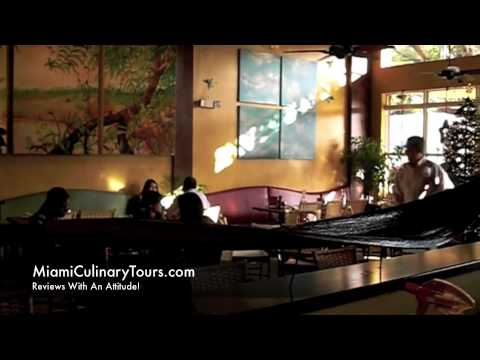 Jaguar Restaurant In Coconut Grove (Miami), Florida
