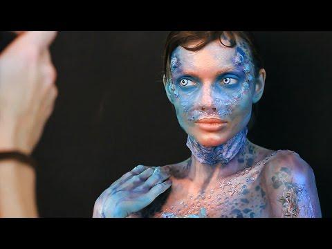 Mermaid Makeup   Bm-center
