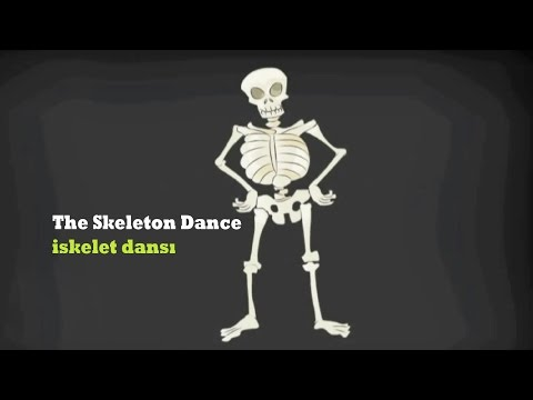 The Skeleton Dance | İskelet Dansı