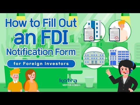 How to fill out an FDI notification image