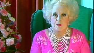 ROYAL WEDDING; BARBARA CARTLAND In