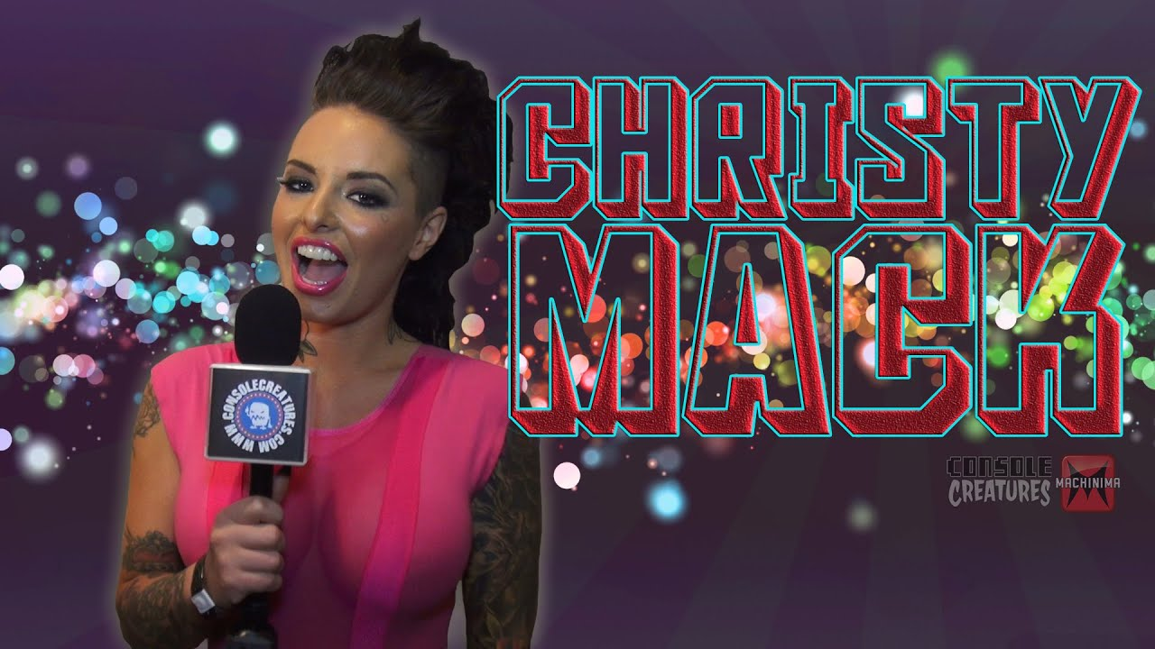 Christy Mack talks Gaming, Rally Cross with Rainbow Sun Francks