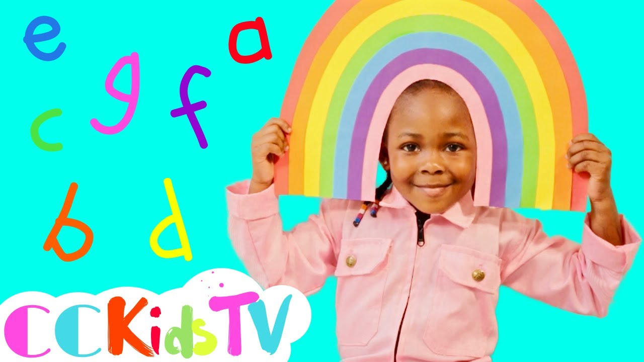 Alphabet Song (UK english) - ABC Song - Original Song by Christine Champion
