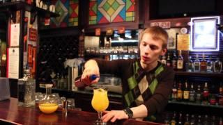 Рецепт коктейля Tequila sunrise