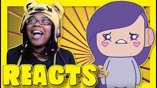 Our First Date iHasCupquake Animation AyChristene Reacts