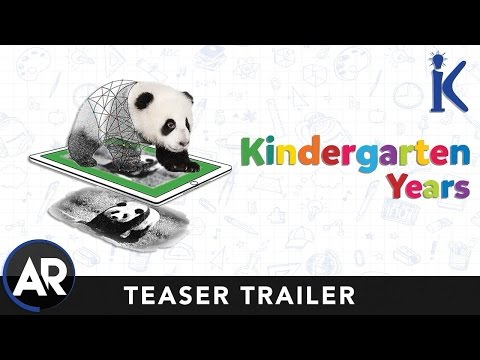 Augmented Reality I Kindergarten Years KUBE - Teaser Trailer