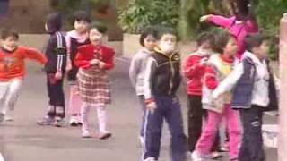 2010/04/02 東森新聞 老松國小 少子化議題.flv