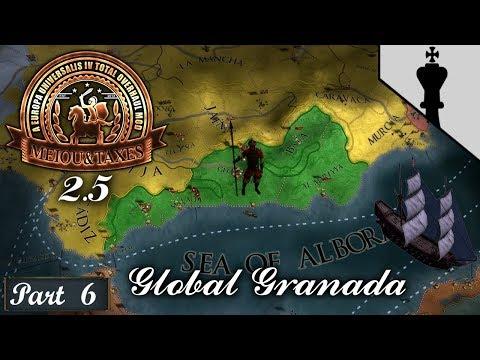 Global Granada – MEIOU and Taxes 2.5 Heresy  - Part 6