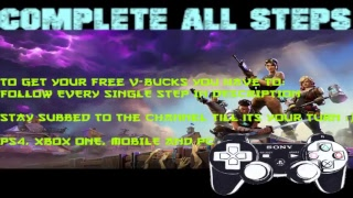 FORTNITE FREE V BUCKS GIVEAWAY LIVESTREAM | NEW SHOTGUN UPDATE! | Fortnite Battle Royale 🔴