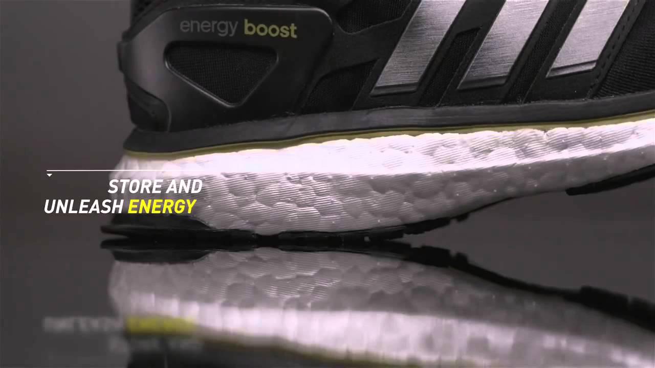 adidas boost cushioning
