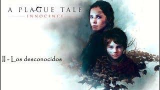 A Plague Tale: Innocence - Cap. 2: Los desconocidos (Gameplay en Inglés con subt. en Español)