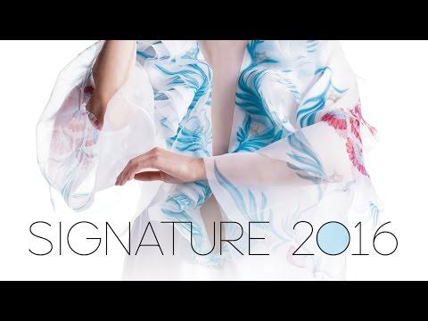 Fashion Show - Signature 2016 – Teaser – LaSalle College | Montréal