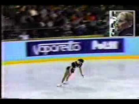 Tonia Kwiatkowski (USA) - 1994 Trophée de France, Ladies' Long Program (French Broadcast Feed)