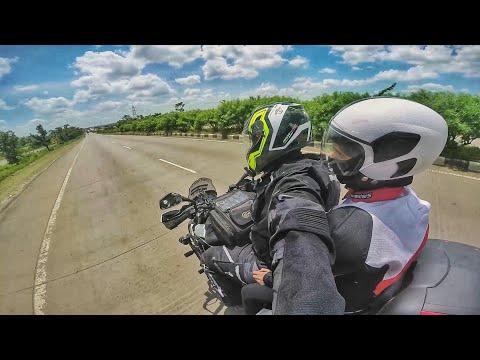 MUMBAI TO GOA ON MOTORCYCLE !!!