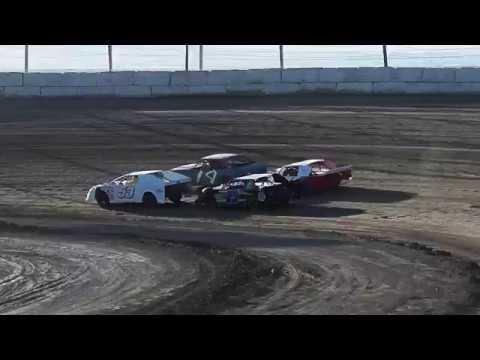 Rattlesnake Raceway 6/16/18 Mod Mini Heat 1