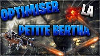 OPTIMISER THE PETITE BERTHA - FORTNITE SAUVER THE WORLD