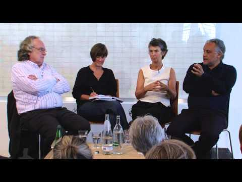 Gabriel Orozco, Benjamin Buchloh and Briony Fer Panel Discussion