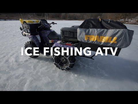 Ultimate Ice FIshing ATV?