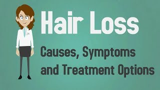 Hair Loss - Causes, Symptoms and Treatment Options