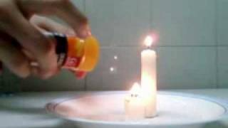Combustió espelma