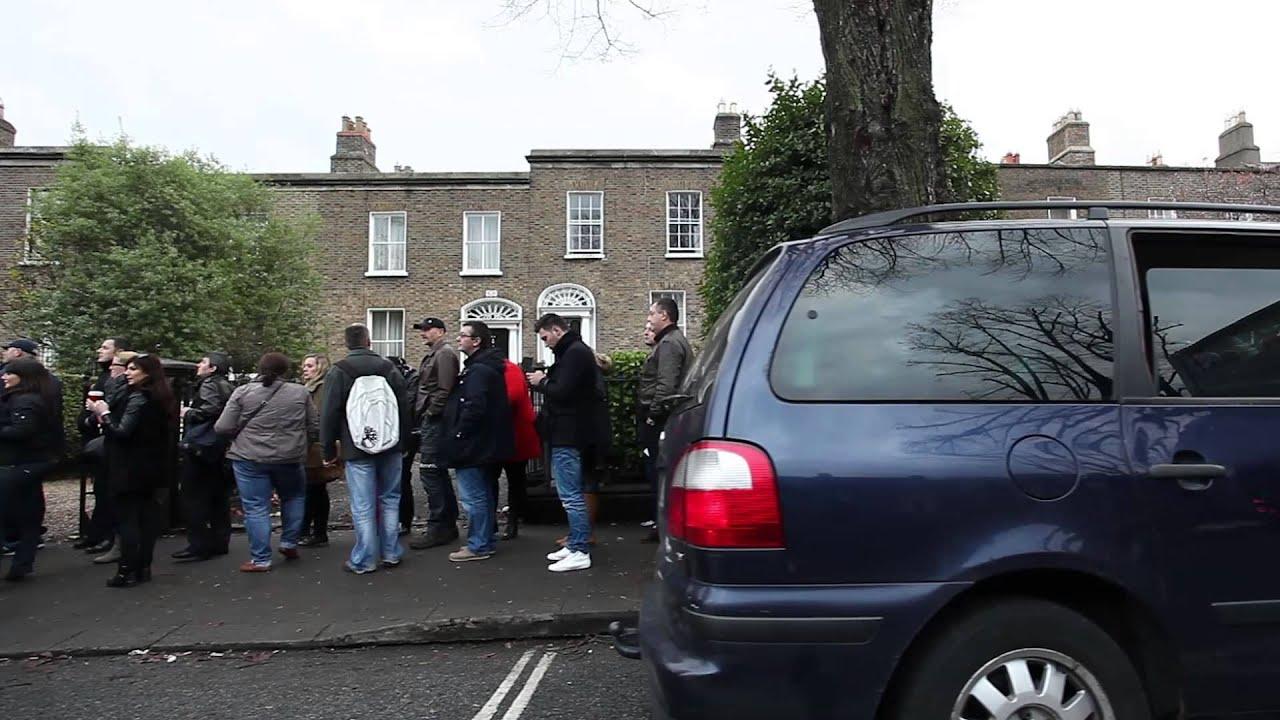 Vot tur 2 alegeri prezidențiale, coadă la Dublin