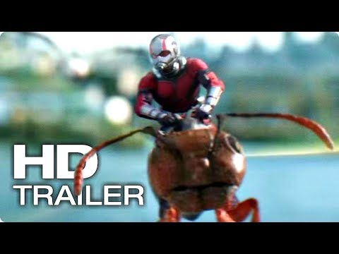 Ant Man And The Wasp Trailer #2 (2018) | FilmAccess