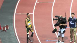 OSCAR PISTORIUS (GOLD MEDAL WINNER)  WORLD RECORD TIME, SEPTEMBER 2012  FULL HD