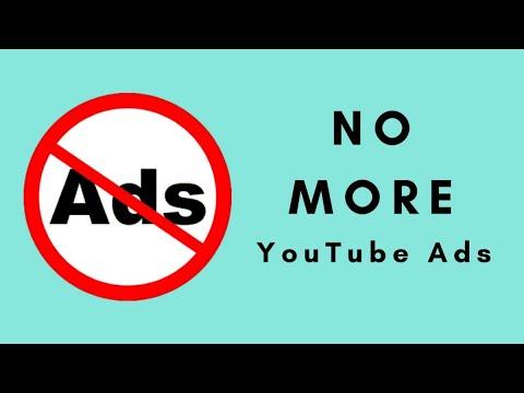 YouTube sans pub يوتيوب بدون إعلانات YouTube without ads