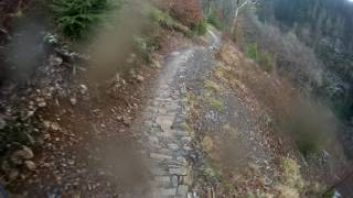 Coed Y Brenin MBR - Abel Section - 22-01-2016 | Rob Mogs