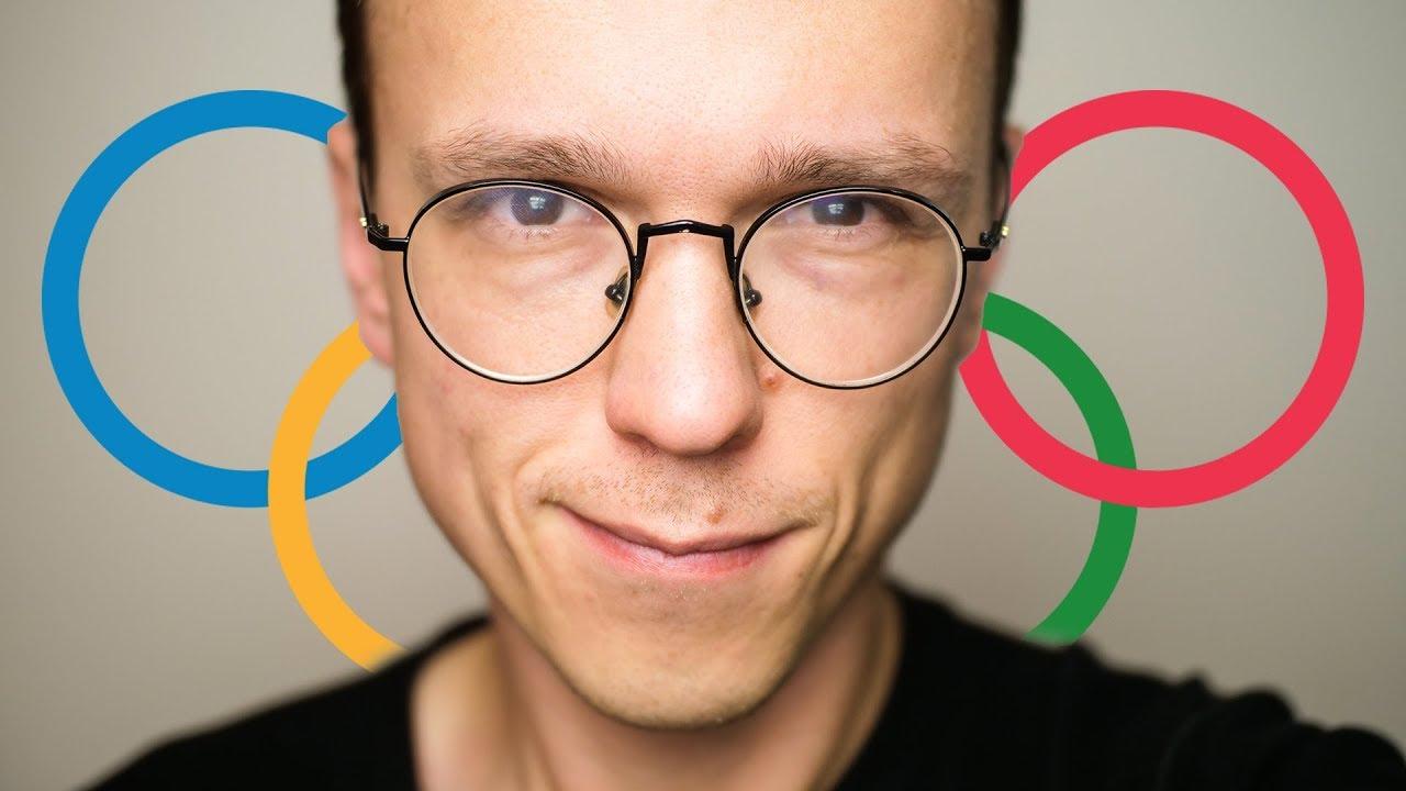 Jadę na Igrzyska Olimpijskie!