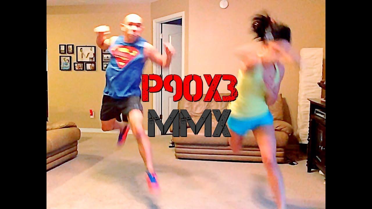 P90X3 MMX Workout