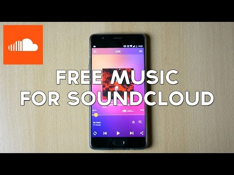 Free Music for SoundCloud - SoundCloud Music Player Review!