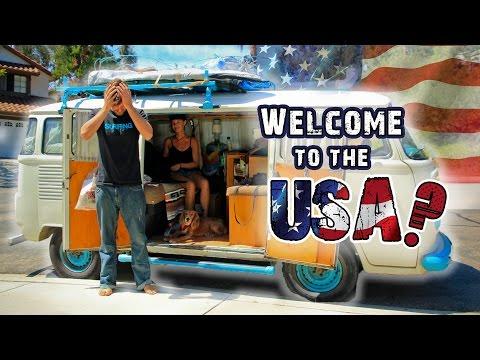 ARE WE WELCOME IN AMERICA? - Hasta Alaska - S04E01