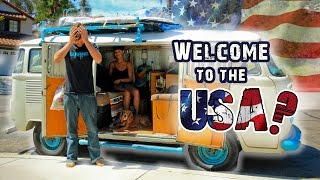 ARE WE WELCOME IN AMERICA? - Hasta Alaska - S04E01