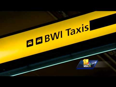 Video: BWI-Marshall to create pickup, dropoff locations for Lyft, Uber