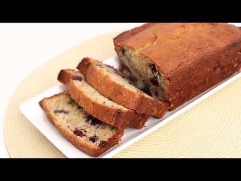 How to make basic chocolate banana bread from scratch laura vitale