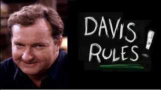 Davis Rules S01E02 - The Rules of the Game