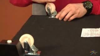 Assembly Video Corbett Coffee Table Storage Ottoman - Square