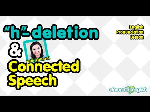 Elemental English - Connected Speech 02