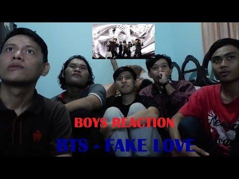 FUNBOYS !!![image.tm] MV Reaction BTS (방탄소년단) 'FAKE LOVE'