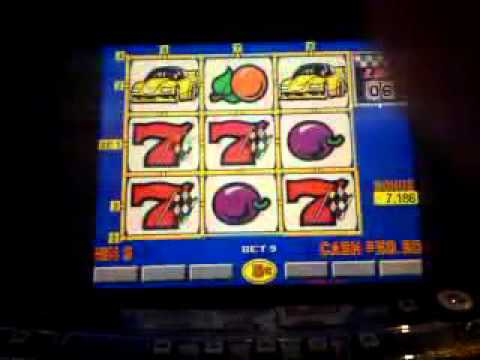 Race Car Slot Machine