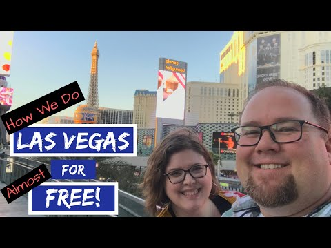 Vegas For Free? | How To Get Epic Freebies In Vegas!
