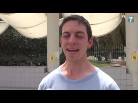 """Happy Nakba Day"" - protest at Tel Aviv University"