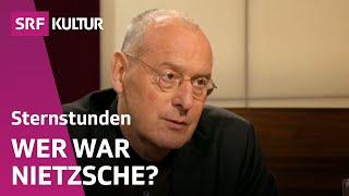 Friedrich Nietzsche: das Leben bejahen mit Volker Gerhardt | SRF Sternstunde Philosophie (12.5.2013)