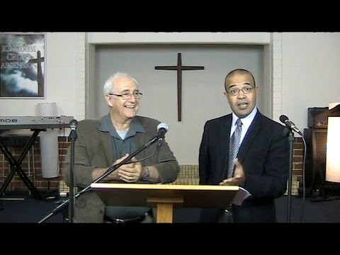 """Romans 3:1-8 """"Covenant, not Contract"""" (English with Arabic Translation)"""