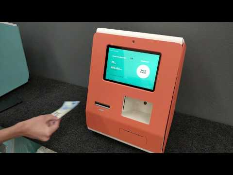 Lamassu – Gaia Bitcoin ATM – Transaction With KYC