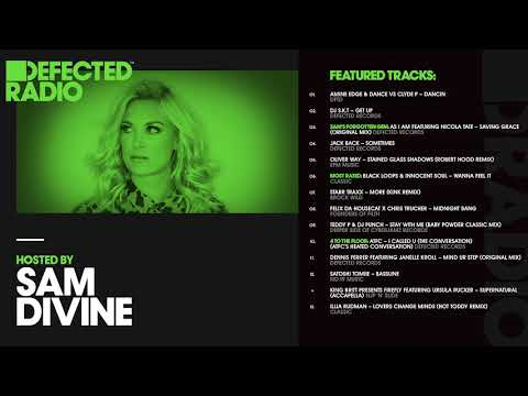 Defected Radio Show presented by Sam Divine - 31.08.18