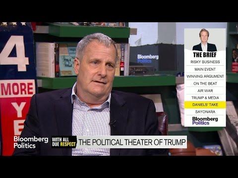 Download Youtube: Jeff Daniels: Donald Trump Is a 'Manipulator'