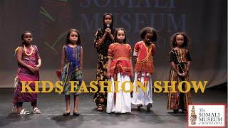 2020 Kids Fashion Show - Somali Museum 7th Anniversary