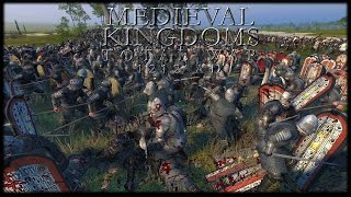 BRUTAL SWAMP CLASH! Medieval Kingdoms Total War Mod Gameplay
